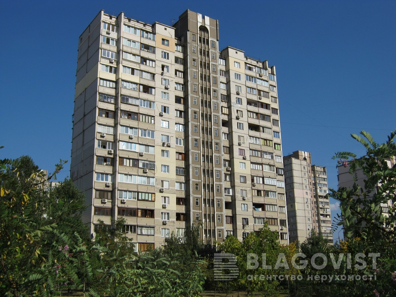Квартира Z-788593, Крушельницкой Соломии, 3а, Киев - Фото 1