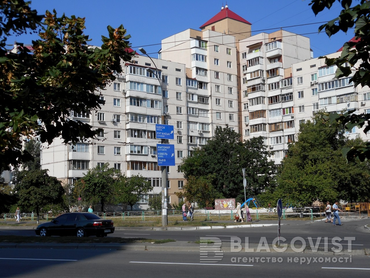Квартира Z-581886, Тимошенко Маршала, 33/35, Киев - Фото 1
