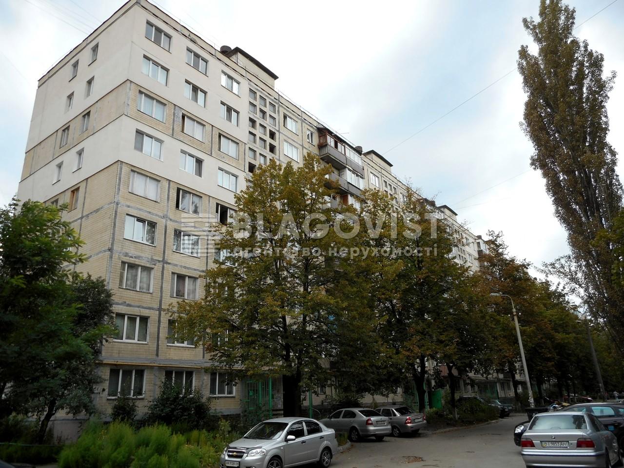 Квартира Z-1580769, Лятошинского, 14а, Киев - Фото 1