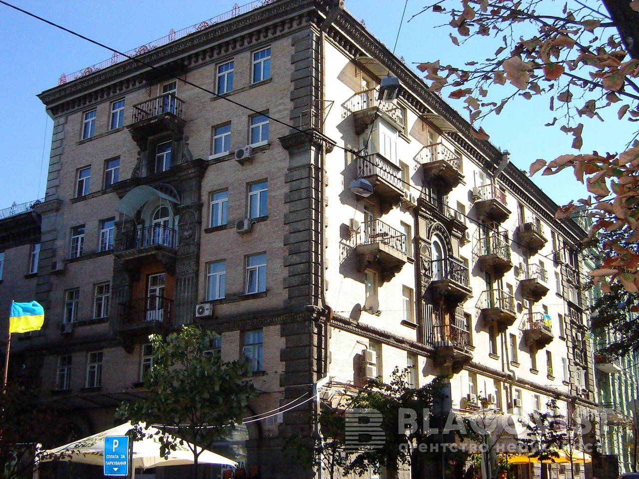 Нежилое помещение, R-12330, Пушкинская, Киев - Фото 1