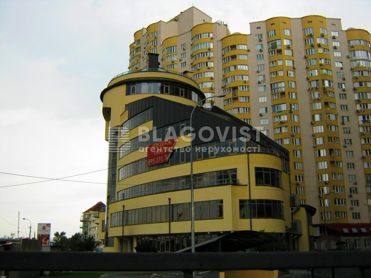 Нежитлове приміщення, A-106020, Дніпровська наб., Київ - Фото 3