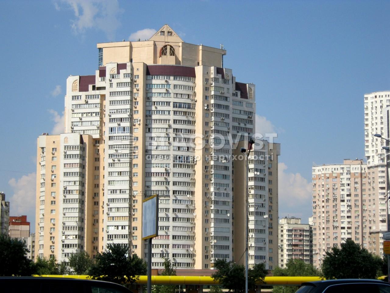 Квартира A-110131, Срібнокільська, 2а, Київ - Фото 1