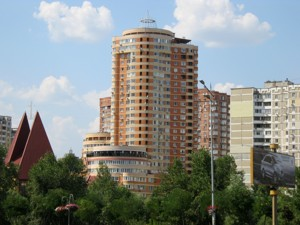 non-residential premises, Sribnokilska, Kyiv, A-110344 - Photo