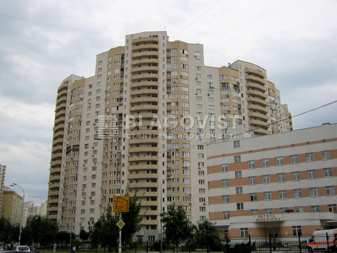 Квартира E-37349, Урловская, 11/44, Киев - Фото 1
