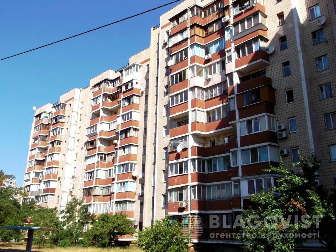 Салон красоты, C-102828, Закревского Николая, Киев - Фото 1