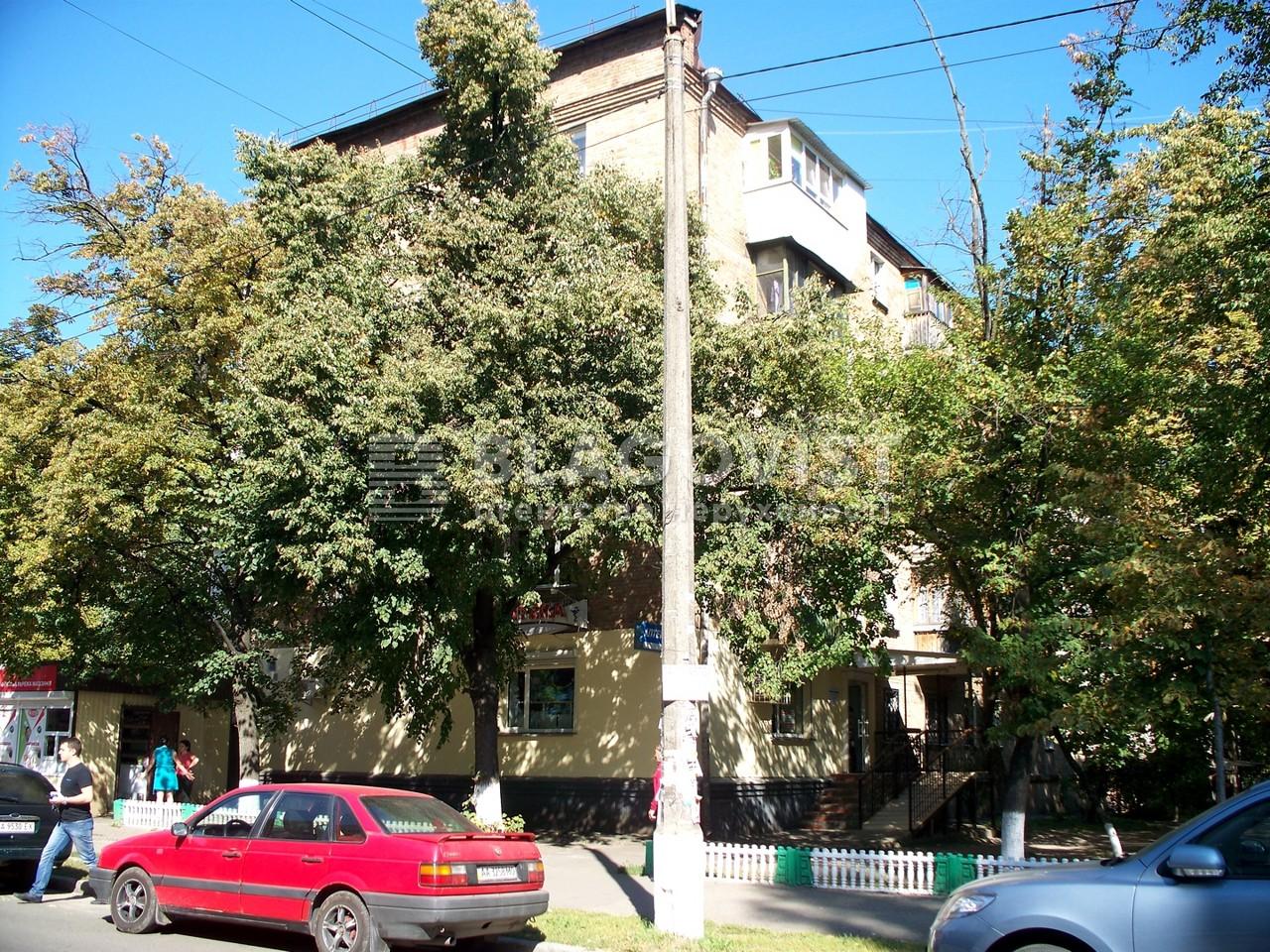 Нежилое помещение, F-39782, Салютная, Киев - Фото 1