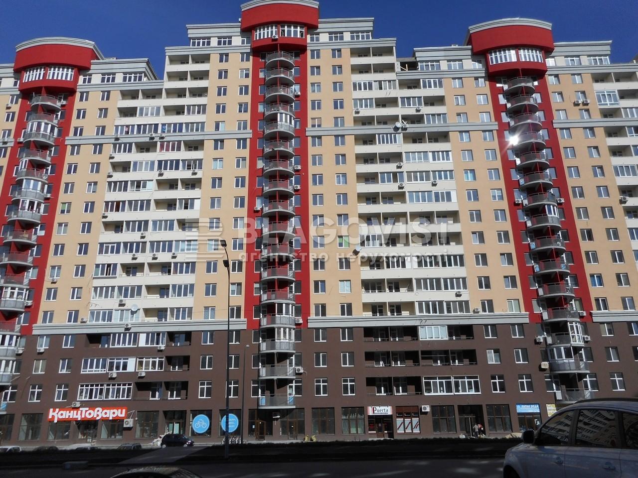 Квартира A-106001, Ломоносова, 50/2, Киев - Фото 1
