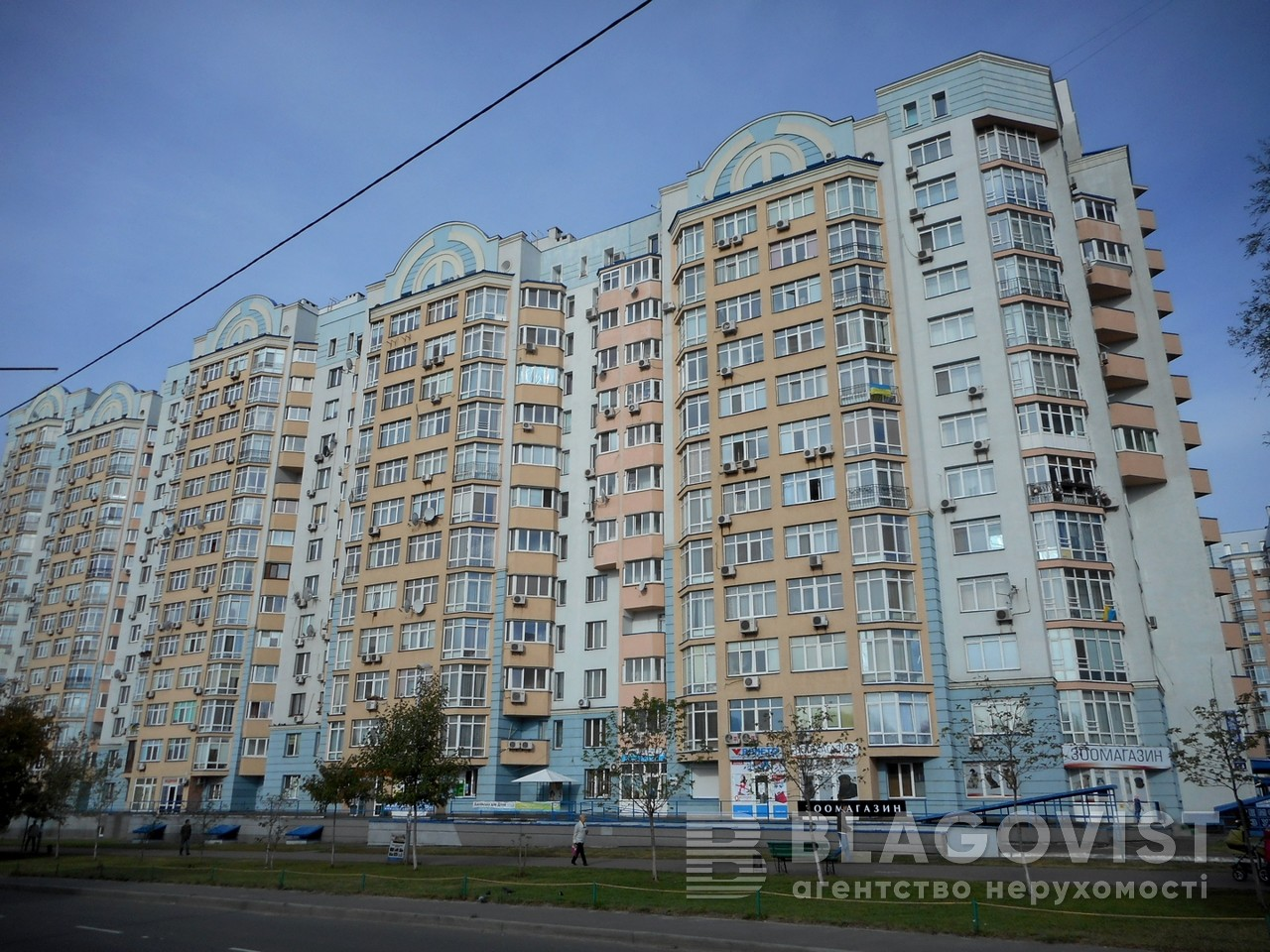 Квартира Z-782360, Ломоносова, 58, Киев - Фото 1