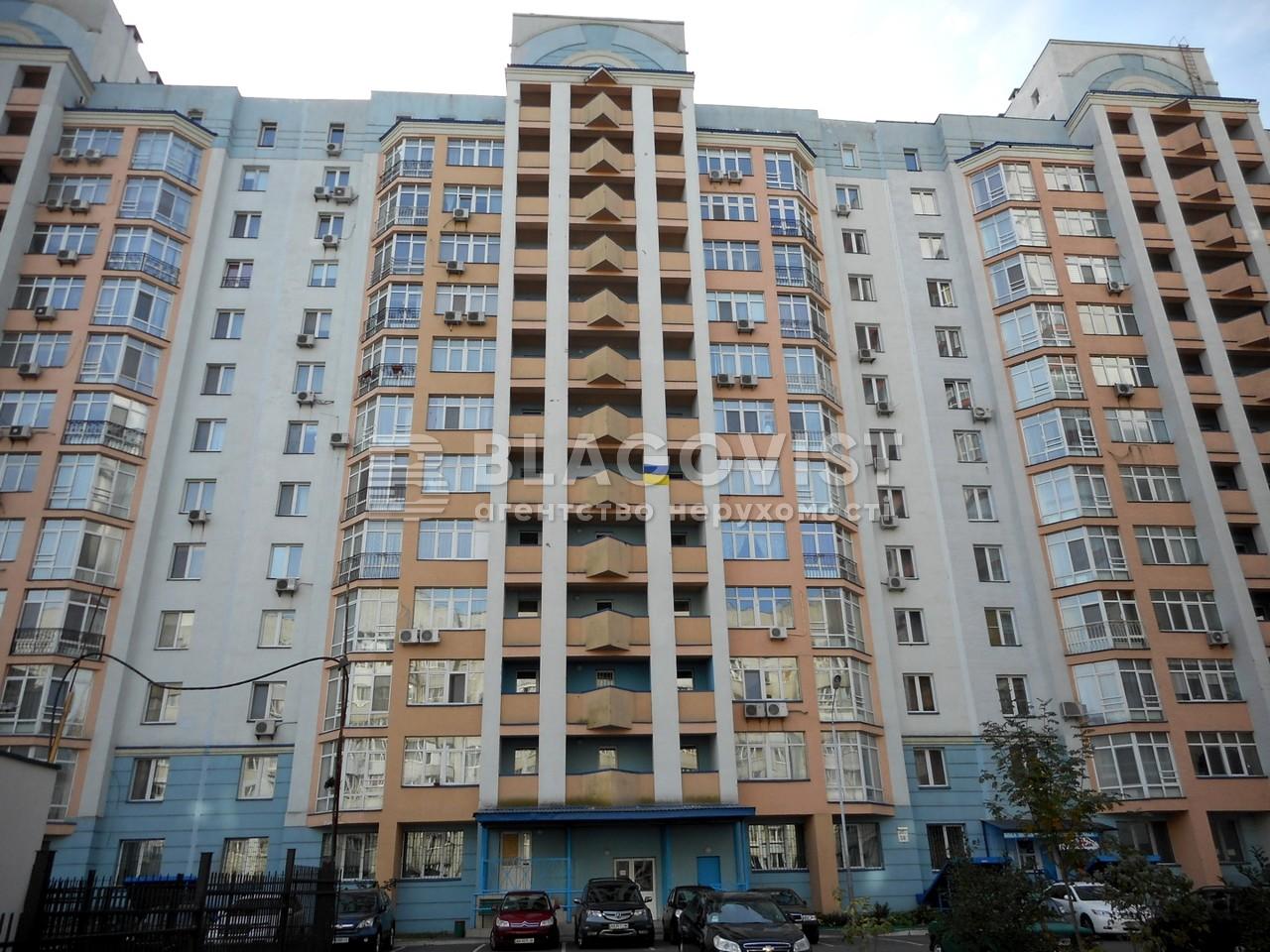 Квартира A-107734, Ломоносова, 58а, Київ - Фото 1