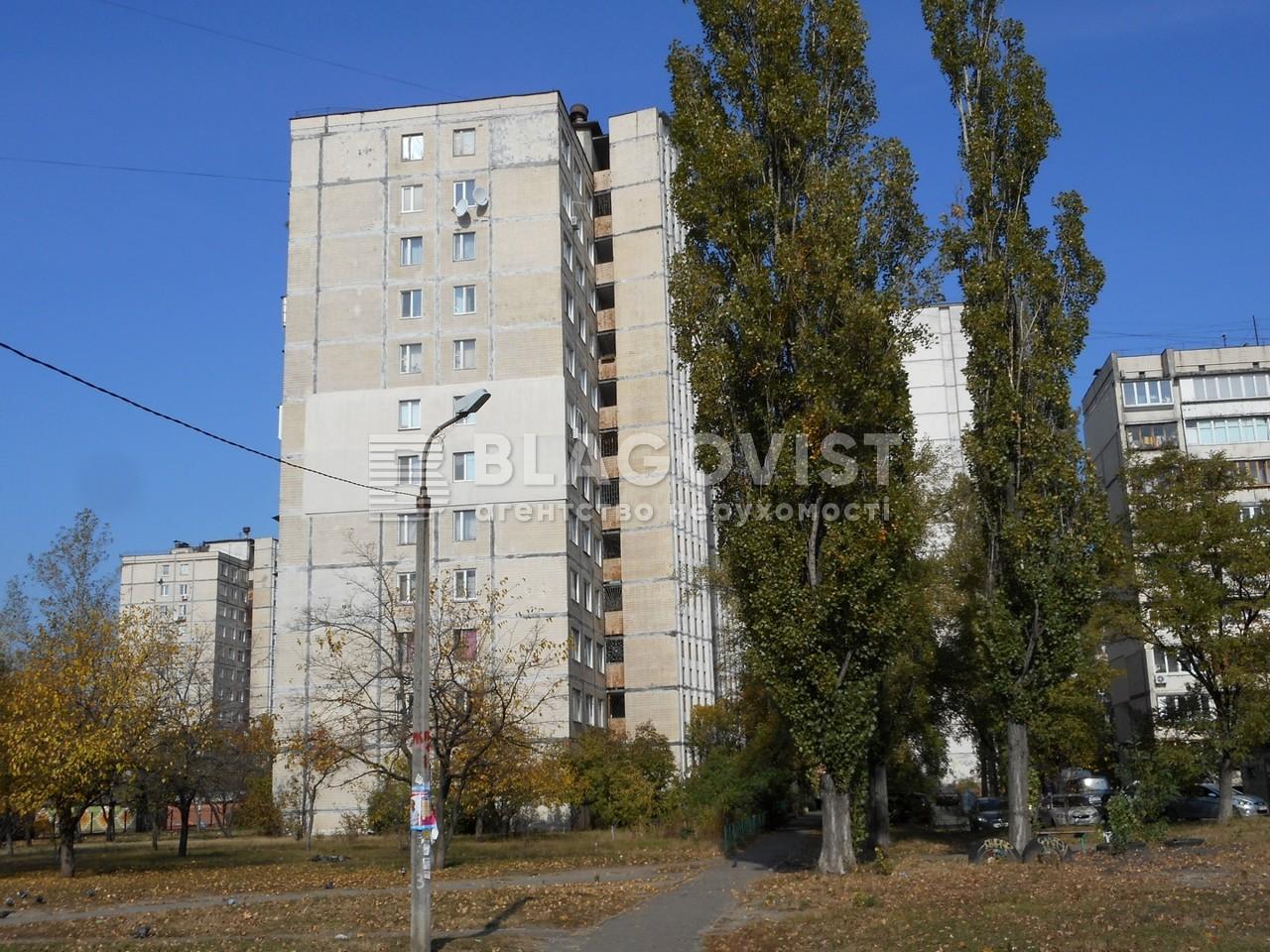 Квартира A-111254, Гайдай Зои, 3а, Киев - Фото 1