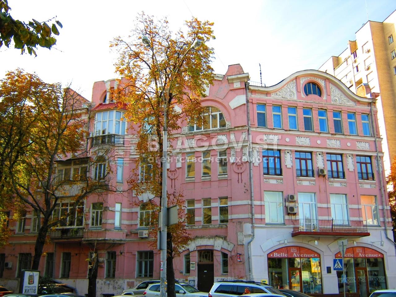 Нежитлове приміщення, F-40728, Омеляновича-Павленка Михайла (Суворова), Київ - Фото 2