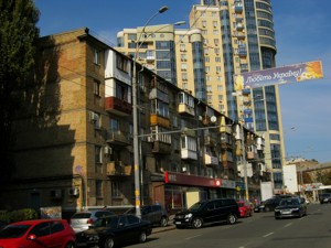 Квартира Генерала Алмазова (Кутузова), 2, Киев, P-15531 - Фото