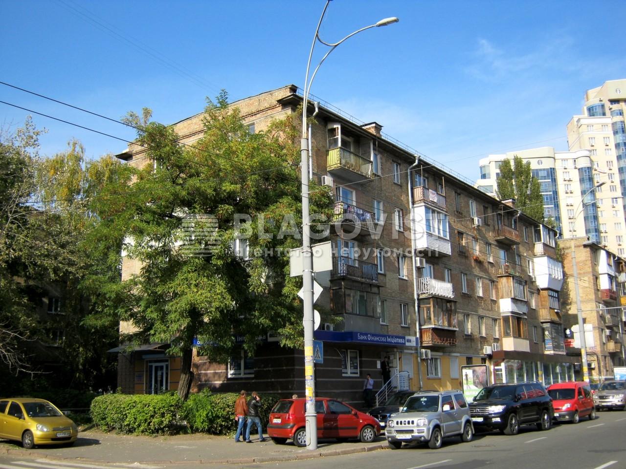 Нежитлове приміщення, A-109369, Генерала Алмазова (Кутузова), Київ - Фото 1