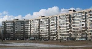 Квартира Оболонський просп., 37, Київ, C-106467 - Фото1