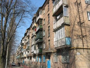 Квартира Теліги Олени, 7, Київ, Z-648327 - Фото