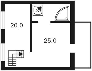 Квартира Толстого Льва, 19/1, Киев, E-7744 - Фото 3