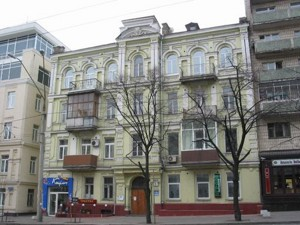 non-residential premises, Saksahanskoho, Kyiv, R-2587 - Photo1