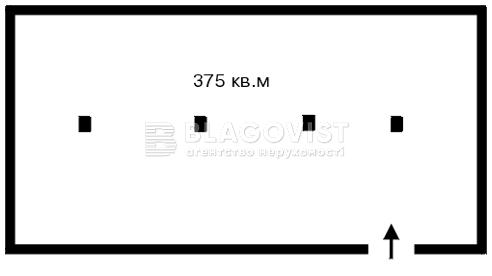 Склад, F-8120, Ремонтная, Киев - Фото 1