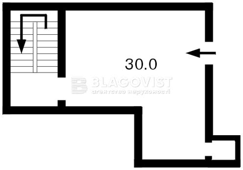 Нежилое помещение, F-9505, Большая Житомирская, Киев - Фото 4