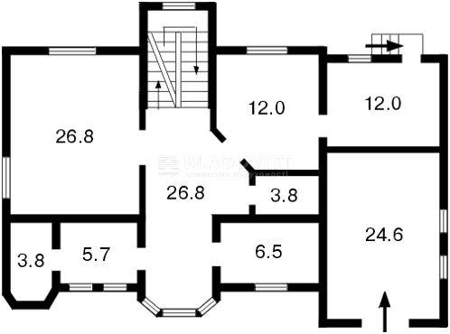 Будинок, F-15532