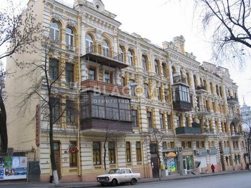Нежитлове приміщення, M-21369, Бульварно-Кудрявська (Воровського), Київ - Фото 1