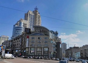 Офис, Шевченко Тараса бульв., Киев, P-13242 - Фото1
