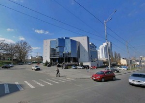 Shopping mall, Golosiivskyi avenue (40-richchia Zhovtnia avenue), Kyiv, Z-1111633 - Photo