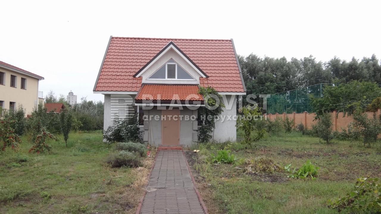 Дом Z-1226901, Софиевская Борщаговка - Фото 1