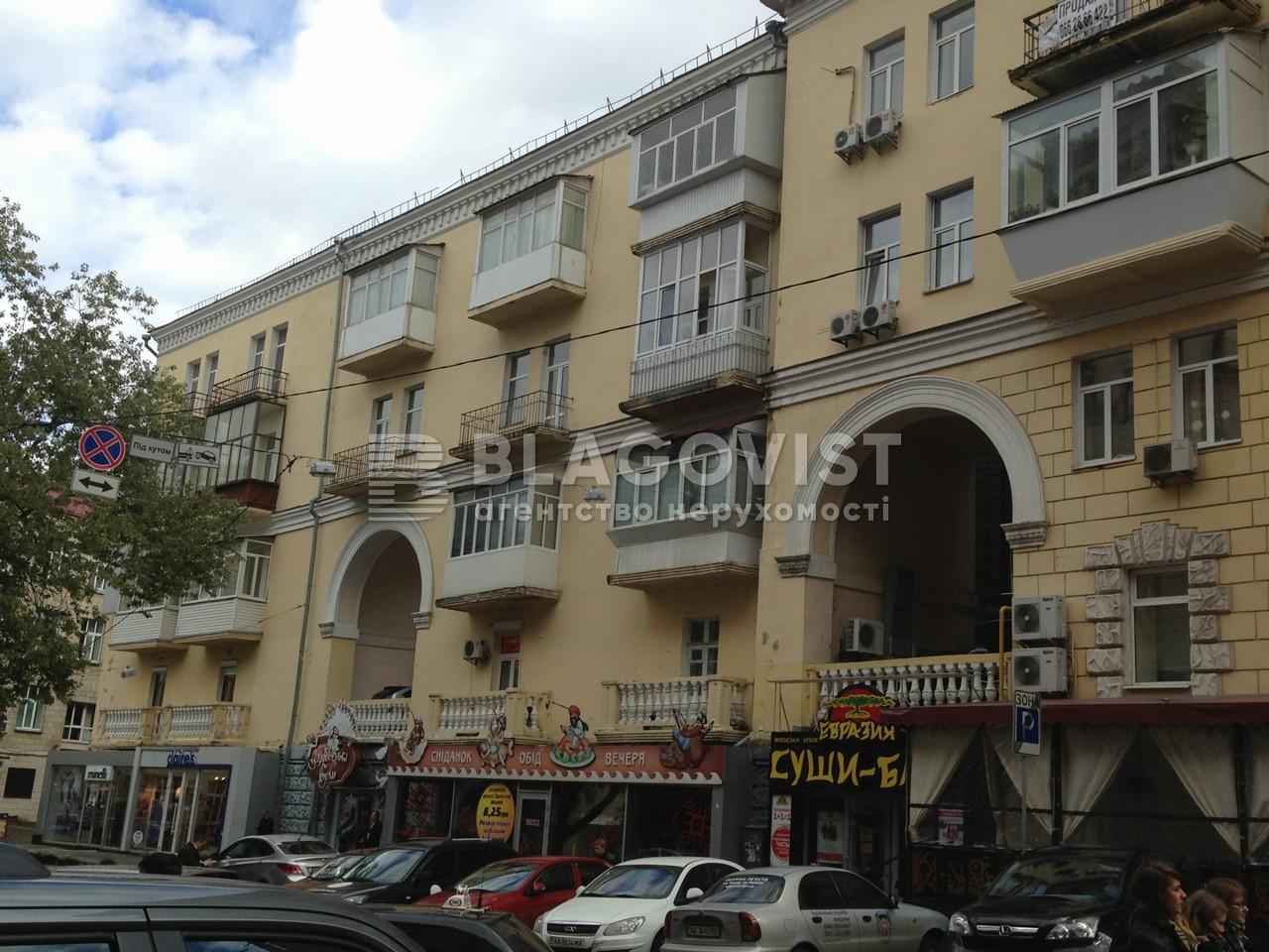 Нежитлове приміщення, E-37666, Лютеранська, Київ - Фото 4