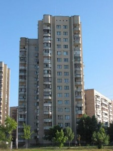Квартира Симиренка, 1б, Київ, Q-1418 - Фото1